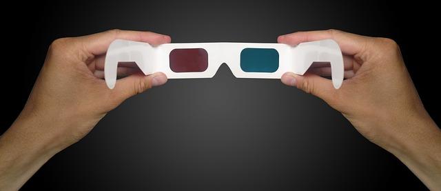 3D brýle do kina
