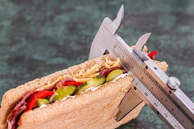 počítadlo kalorií